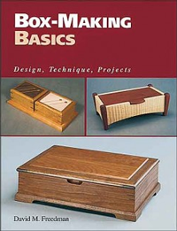 Box-Making Basicsbook  by David M. Freedman