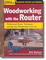 Woodworking With The Router by