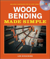 Wood Bending Made Simple Book