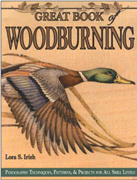 Great Book of Woodburning: