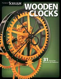 Wooden Clocks Book