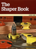 The Shaper Book by Lonnie Bird
