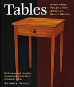 Tables by Anthony Guidice