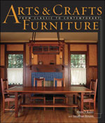 Arts & Crafts From Classic to Contemporary Furniture.