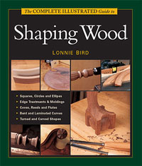 Shaping Wood
