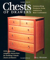 Chests of Drawers (Furniture Projects) by Bill Hylton