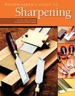Woodworker Guide To Sharpening Book