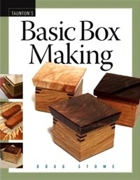 Basic Box Making Book by Doug Stowe