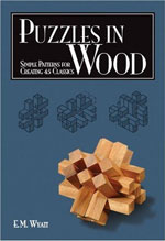 Puzzles In Wood Book