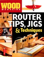 Router Tips and Jigs Book