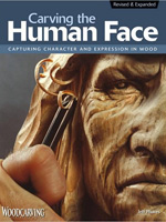 Carving the Human Face by Jeff Phares