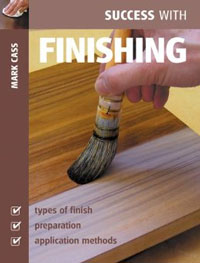 Success with Finishing by Mark Cass