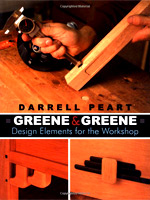 Greene & Greene: Design Elements for the Workshop (Paperback)
