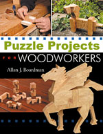 Puzzle Projects for Woodworkers