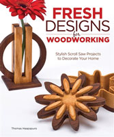 Stylish Scroll Saw Projects to Decorate Your Home - Author: Thomas Haapapuro