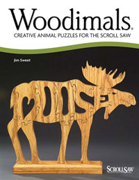 Woodimals - Creative Animal Puzzles for the Scroll Saw