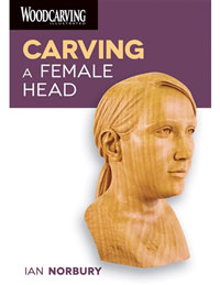 Carving a Female Head