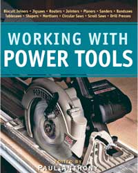 Working With Power Tools Book