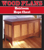Heirloom Hope Chest