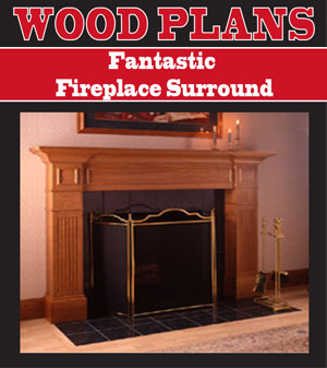 Fantastic Fireplace Surround