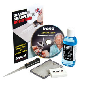Trend® The Complete Sharpening Kit DWS/KIT/C