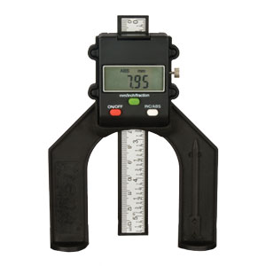 Trend Digital Depth Gauge GAUGE/D60