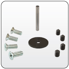 Router Plate Centering Kit
