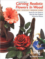 Carving Realistic Flowers in Wood