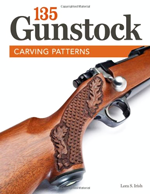 135 Gunstock Carving Patterns - Lora Irsh