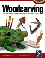 Book - Woodcarving  Techniques & Projects for the First-Time Carver
