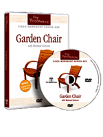 Garden Chair with Michael Fortune