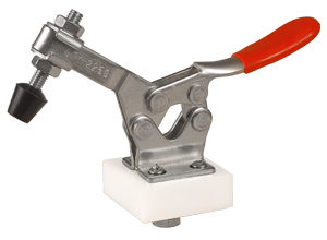1154 & 1151 Large Mounted Toggle Clamps