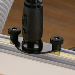 "Mini T-track plate for magnetic LED Light (1/4"" x 20 slots)"