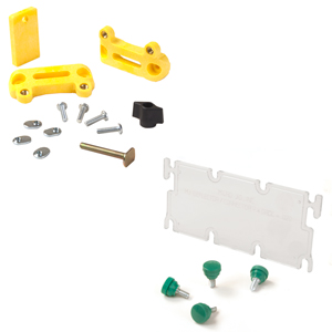 Connector / Deflector and Bridge Set Package
