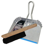 Dust Pans & Brushes
