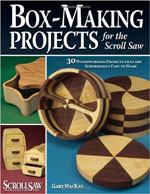 Box Making Projects For The Scroll Saw