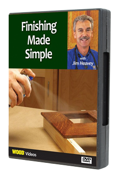 Finishing Made Simple DVD