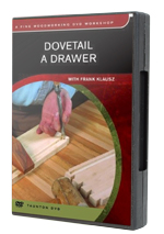 Dovetail a Drawer