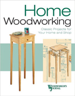 Home Woodworking Book