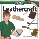 Leather craft For Kids Book