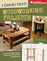 I Can Do That Woodworking Book