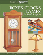 Boxes, Clocks and Lamps Book