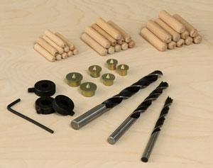 Dowel Accessory Kit