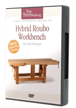 Build a Hybrid Roubo Workbench