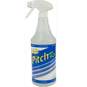 Pitch Rx Belt and Blade Cleaner