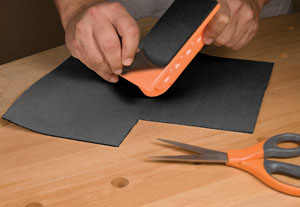 Self Adhesive Rubber Mat