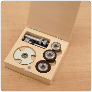 Biscuit Slot Cutter Assembly Kit