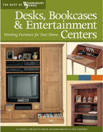 Desks, Bookcases, and Entertainment Centers