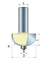 Cove Router Bits