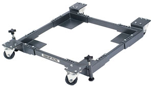 Adjustable Heavy-duty Mobile Base - D2057